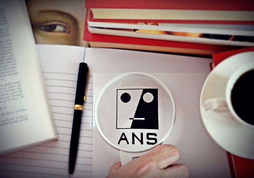 Immagine ingrandita del logo ANS